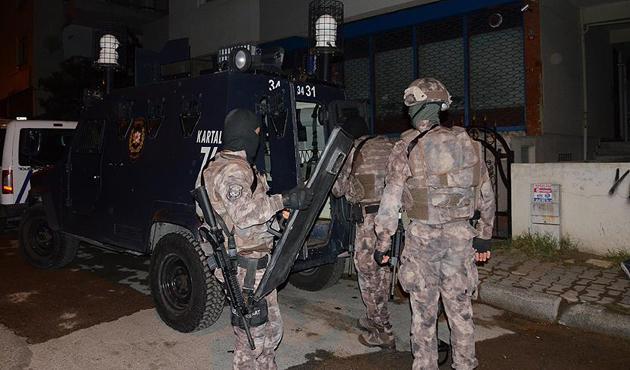 29 ilde internette uyuşturucu satışına yönelik operasyon: 51 gözaltı