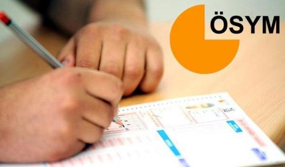 ÖSYM, 6 sınavın daha sorularını erişime açtı