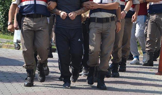 Ankara merkezli 25 ilde operasyon