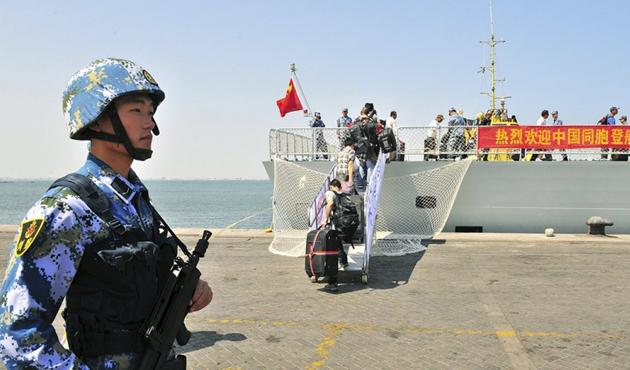 Çin'den Afrika Birliğine 100 milyon dolarlık askeri yardım