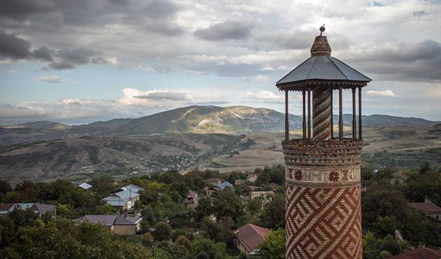 'İşgal altındaki Karabağ'ın da mutlaka kurtarılması gerekiyor'