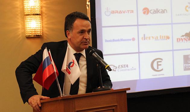 Türk-Rus ekonomik ilişkileri belgeseli Rus devlet kanalında