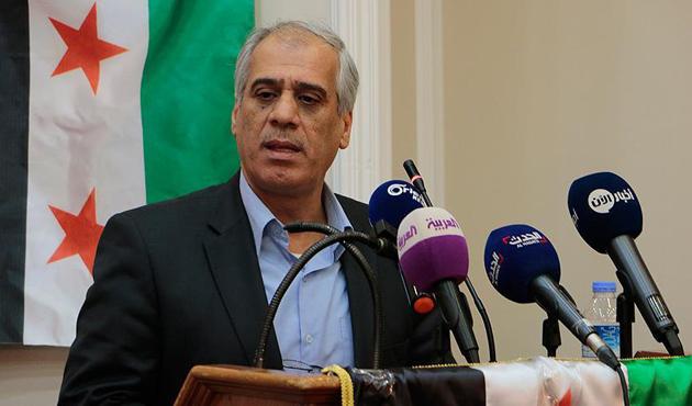 Suriyeli muhaliflerden 'ulusal ordu'ya destek