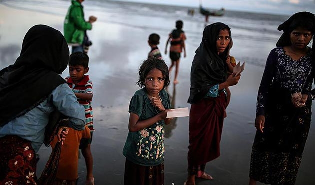UNICEF'ten Arakanlı çocuklar için 76 milyon dolarlık çağrı