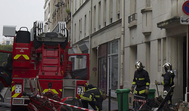 Fransa'da çıkan yangında 3 Türk hayatını kaybetti