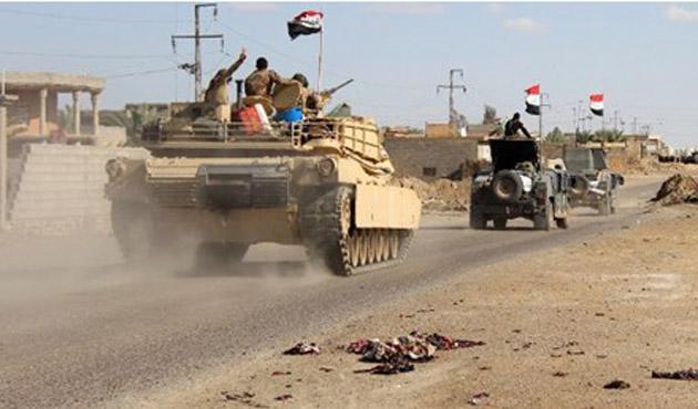 Irak güçleri, Havice ilçe merkezine girdi