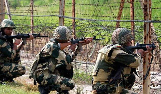 Hindistan-Pakistan sınırında çatışma; 2 çocuk 3 asker öldü