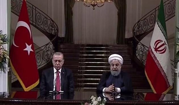 Erdoğan: MOSSAD'la masaya oturarak verilen karar meşru olamaz