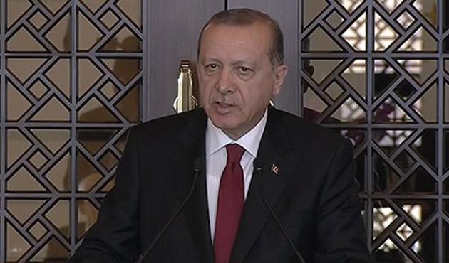 Erdoğan: Bütün hava sahaları da kapatılacak