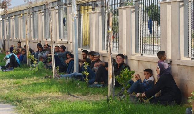 Hatay'da 18 yabancı uyruklu yakalandı