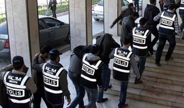Kahramanmaraş'taki FETÖ operasyonunda 16 gözaltı