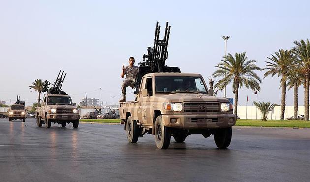 Libya'da Sabrata DEAŞ'tan geri alındı