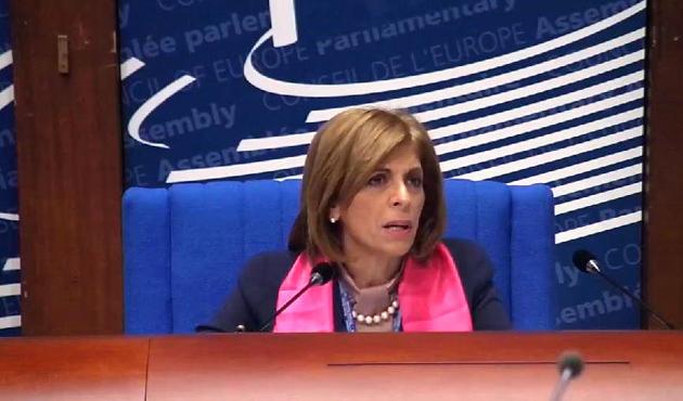 AKPM'ye Kıbrıslı Rum Başkan