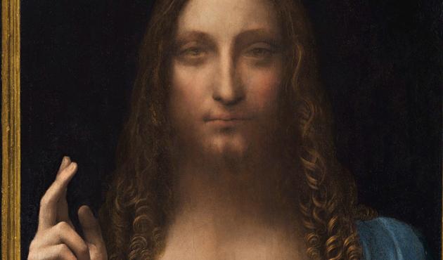 'Erkek Mona Lisa' açık artırmaya çıkarılacak