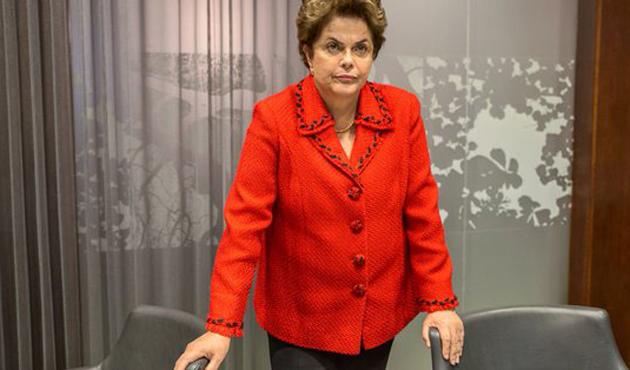 Rousseff'in mal varlığı donduruldu
