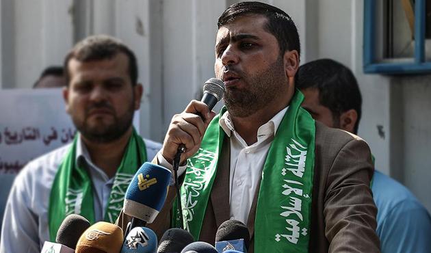 Hamas'tan, Filistin anlaşması için şart koşan İsrail'e tepki