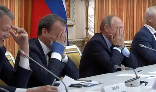 Putin'i utandıran sözler
