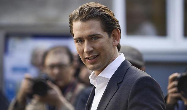 Kurz'dan aşırı sağcı Avusturya Özgürlük Partisi'ne koalisyon teklifi
