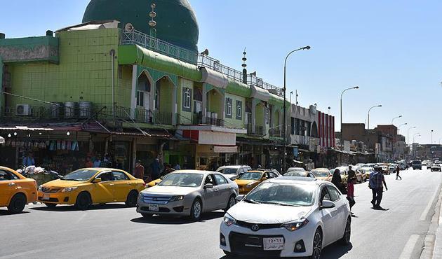 Irak hükümetinin kontrolündeki Kerkük'te son durum