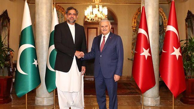 Pakistan'dan Türkiye'ye yatırım daveti