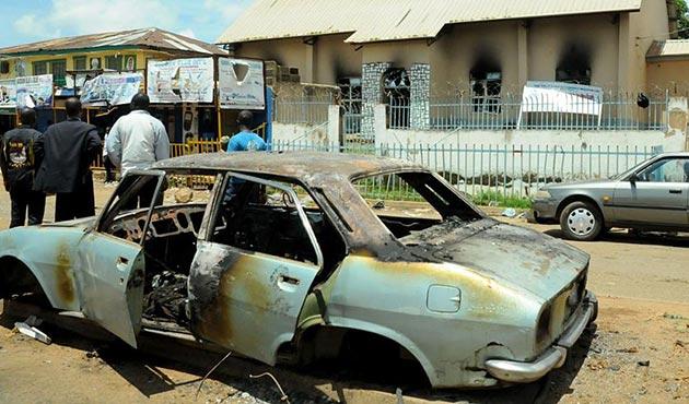 Nijer'de jandarma karakoluna  saldırı: 10 asker öldü