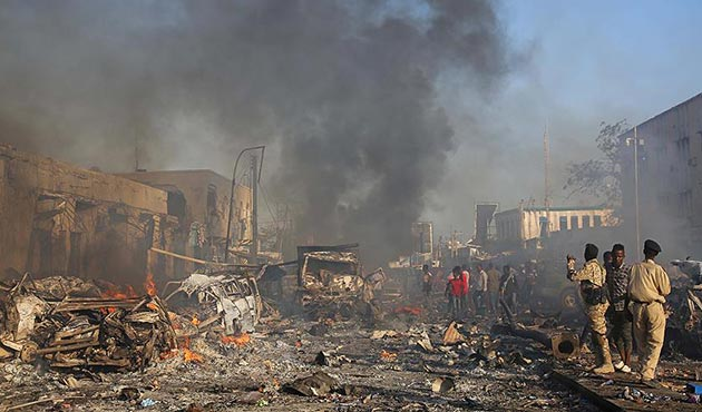 Somali, Eş-Şebab'a karşı 'savaş hali' ilan edecek