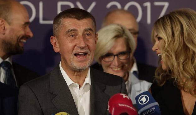 'Çeklerin Trump'ı' Babis seçimi kazandı