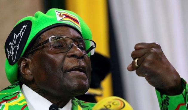 DSÖ Mugabe'nin atamasını iptal etti