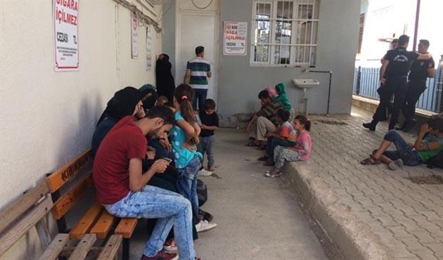 Hatay'da 29 yabancı uyruklu yakalandı