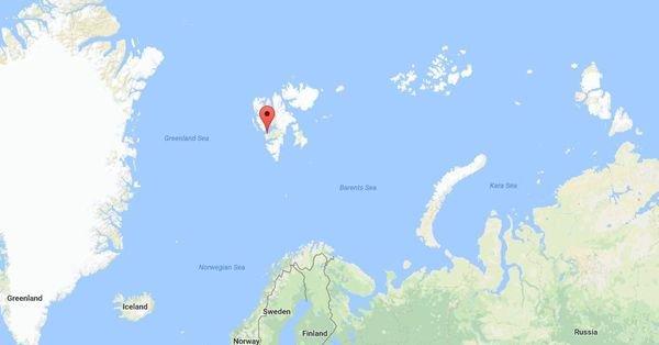 Rus helikopteri Norveç yakınlarında düştü