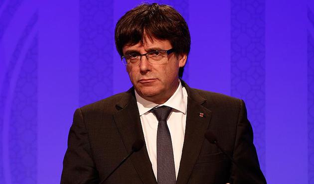Eski Katalan lider Puigdemont İspanya'ya gitmeyecek