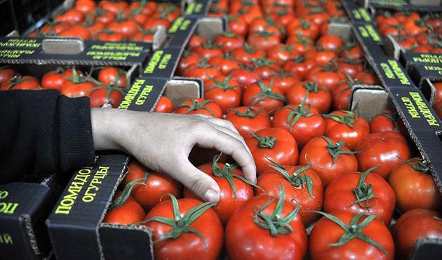 İsrail Türkiye'den domates almayacak