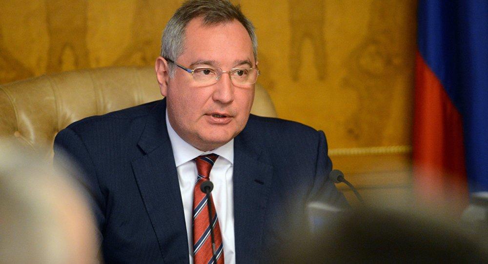 Rusya Başbakan Yardımcısı Rogozin Özbekistan'da