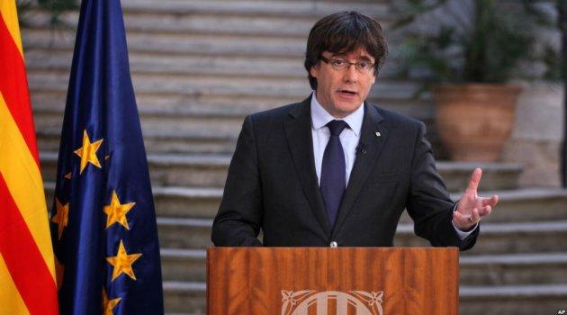 Ayrılıkçı Katalan lider hakkında tutuklama ve iade emri istendi