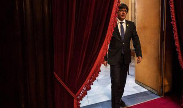 İspanya'dan Katalan siyasetçilere 'başkaldırı' suçlaması