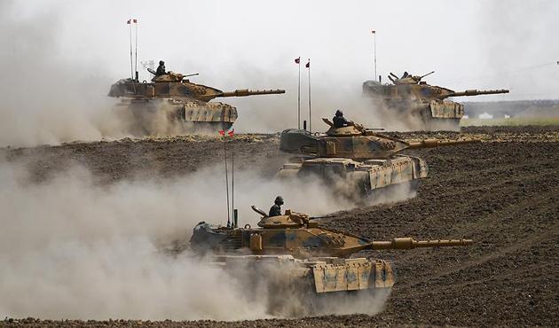 Türk ve Irak askerleri Halil İbrahim Sınır Kapısı'na ulaştı