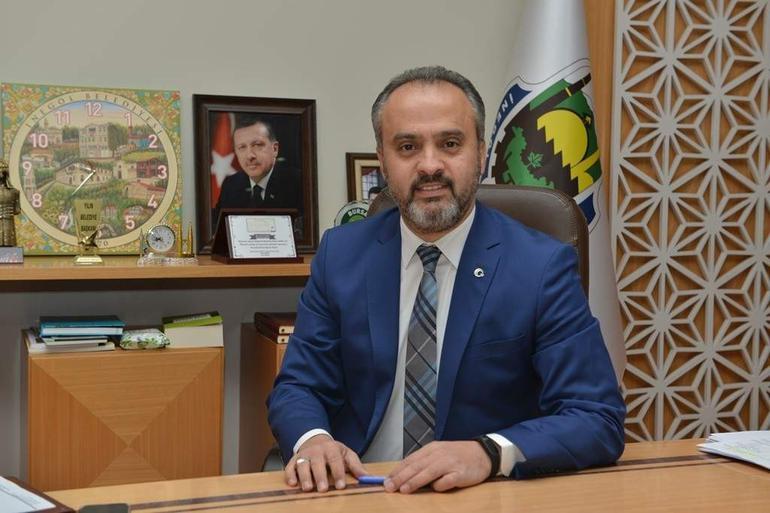 AK Parti Bursa Belediye Başkan Adayı Alinur Aktaş oldu