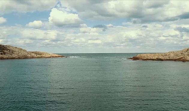 Şile açıklarında batan geminin yeri tespit edildi
