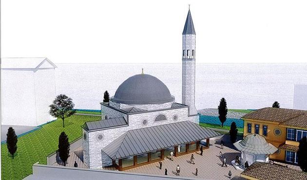 Türkiye Diyanet Vakfı,  Bosna Hersek'te yeni cami inşa edecek