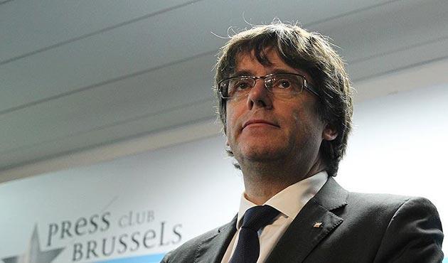 Puigdemont Brüksel'de 'sürgün hükümeti' kurmak istiyor
