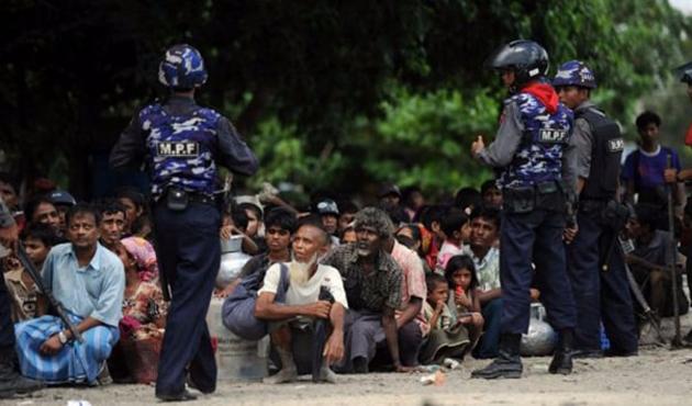 Bangladeş'ten 'Myanmar'a baskı yapın' çağrısı