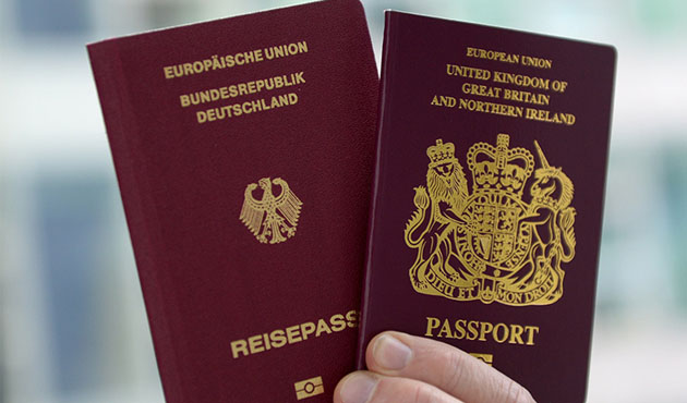 Fransa ve Almanya'dan vize dağıtımı açıklaması