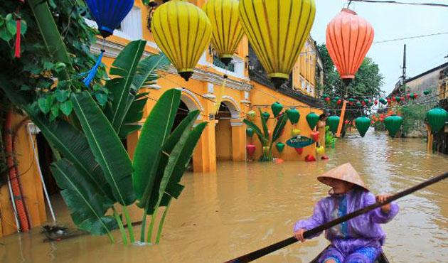 Vietnam'daki tayfunda ölü sayısı 69 oldu