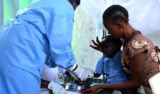 Kongo'daki kolera salgınında ölü sayısı 800'e yaklaştı