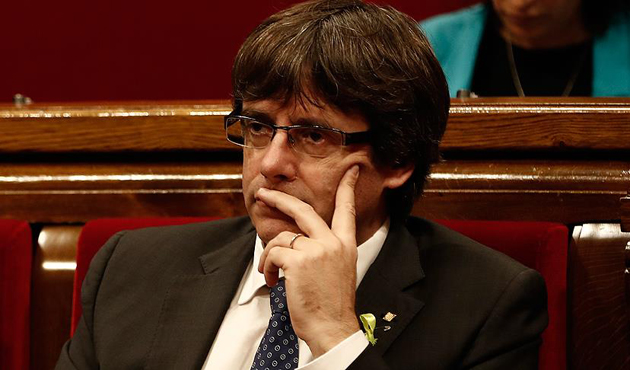 İspanya Puigdemont'un tutuklanmasını isteyecek