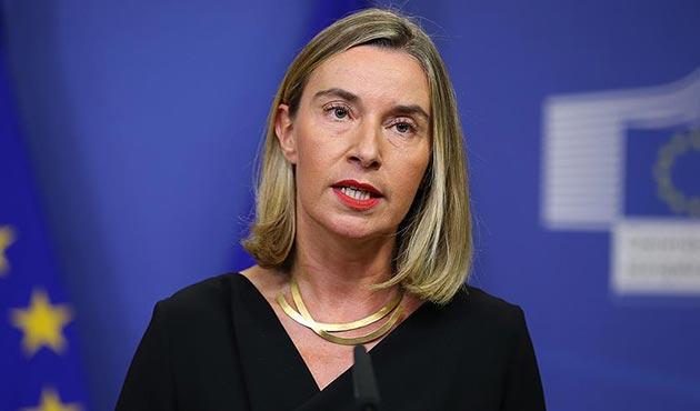 Macaristan'dan Mogherini'ye 'eleştiri' tepkisi