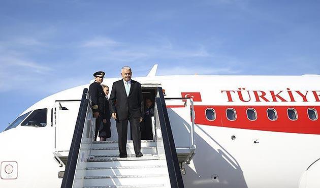 Başbakan Yıldırım, Birleşik Krallık yolcusu