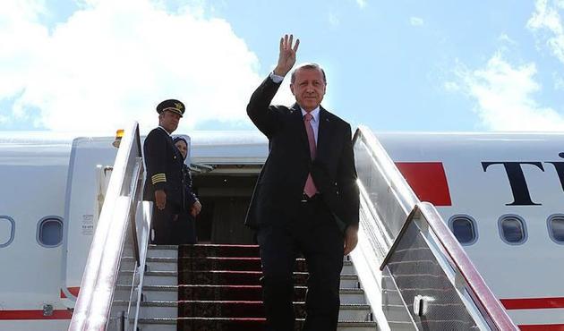 Erdoğan'dan Rusya, Kuveyt ve Katar'a ziyaret