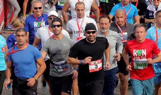 Lübnan'da 'Hariri'ye destek' maratonu