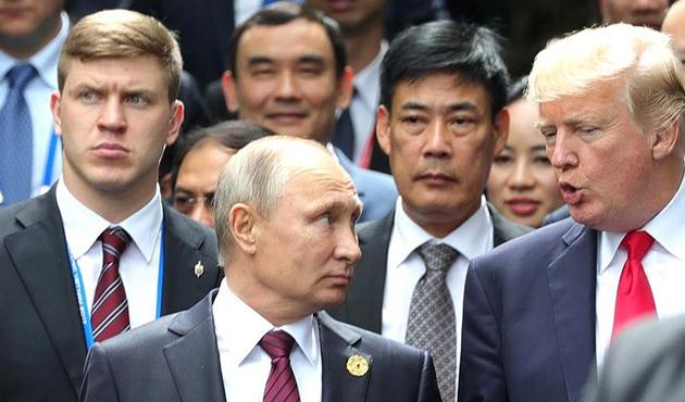 Trump: Rusya ile terörizmi bitirmek için çalışmak gerekli